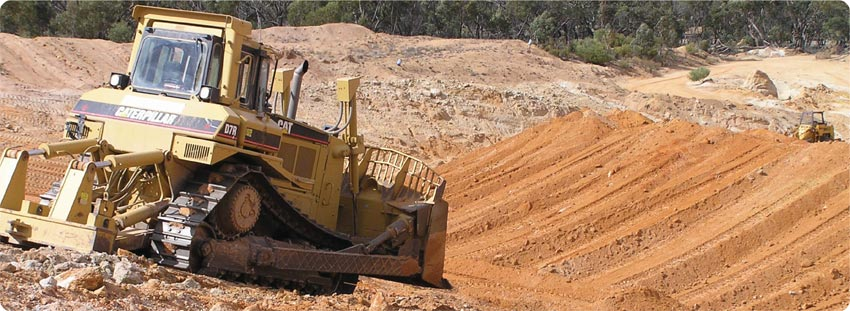 M.C. Dean Earthmoving